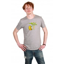 Banana: Men Shirt // Organic