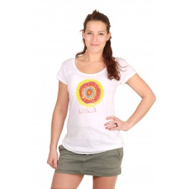 Indian Sun: Girl Shirt // Organic