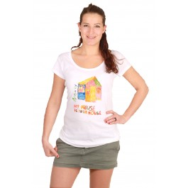My-House-is-your-House: Girl Shirt // Organic