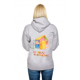 My House is your House: Girl Hoodie