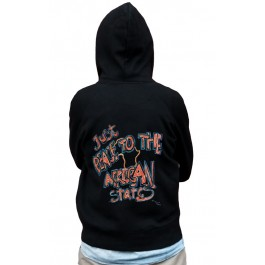 Just peace: Men Hoodie