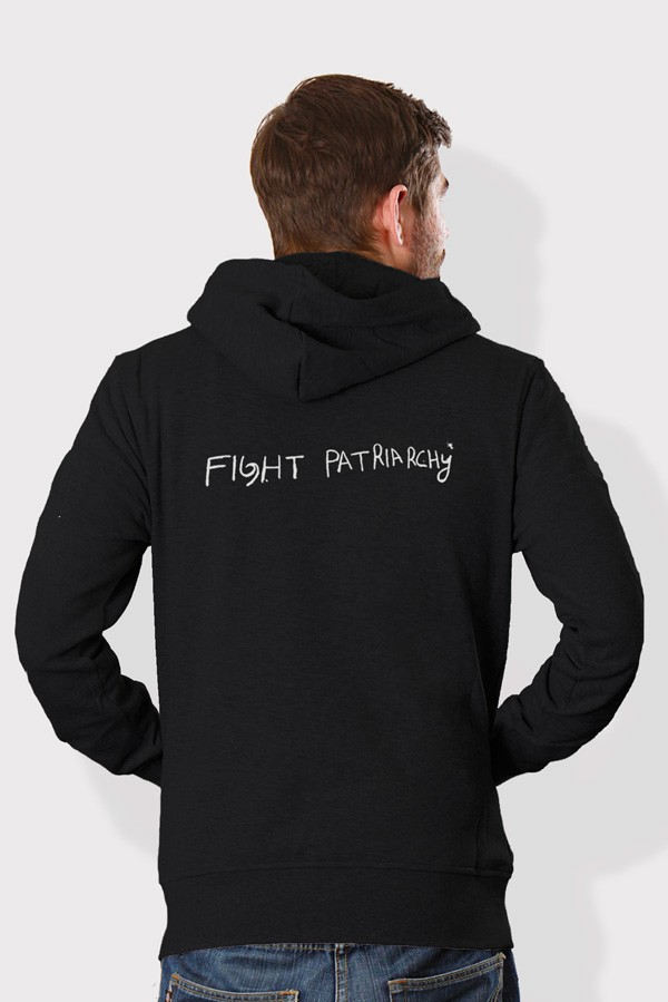 FIGHT PATRIARCHY: Men Hoodie