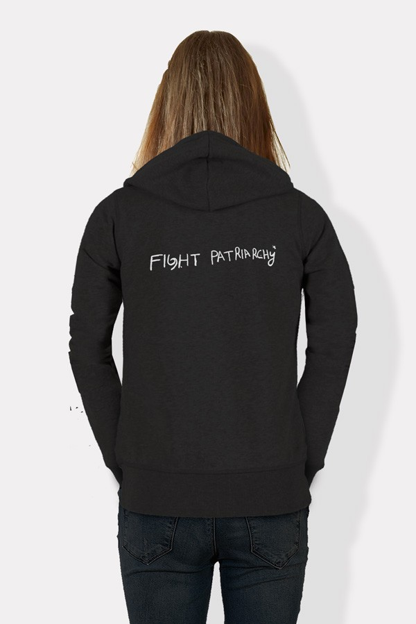 FIGHT PATRIARCHY: Girl Hoodie
