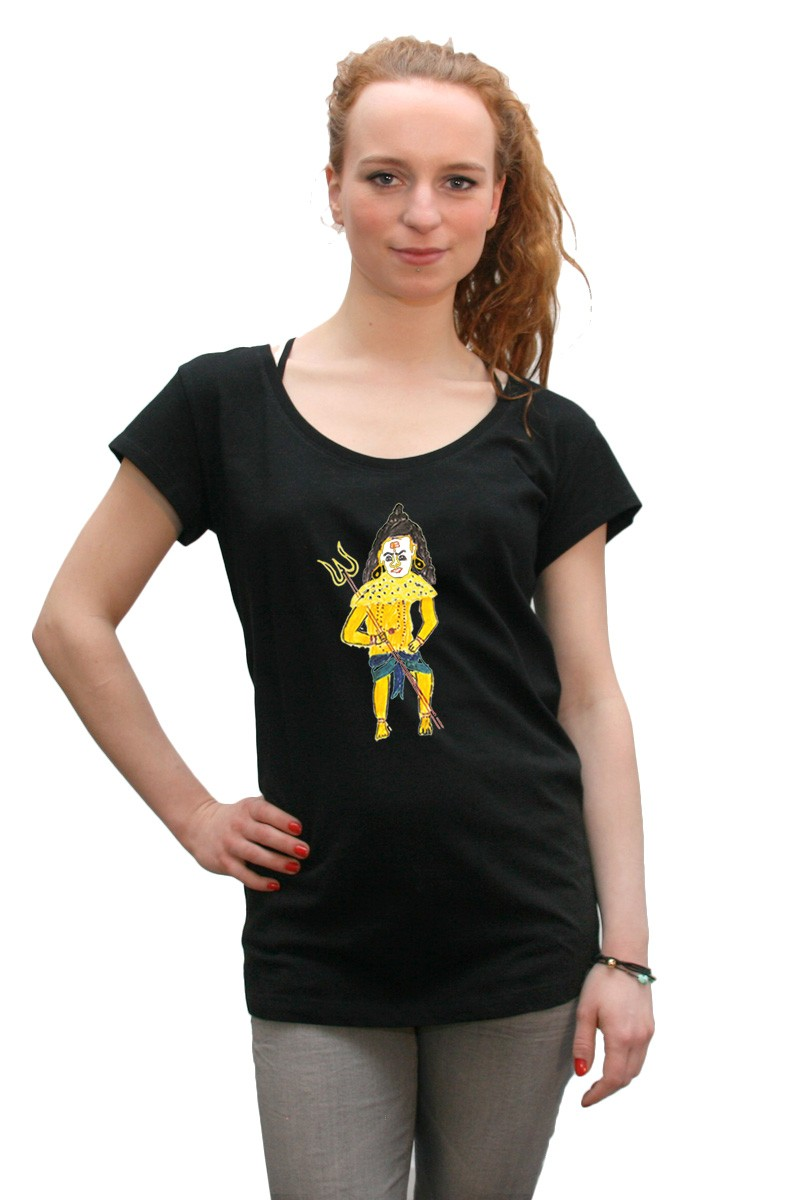 Shiva: Girl Shirt // Organic