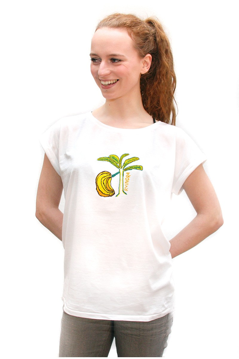 Banana: Girl Shirt // Fashion