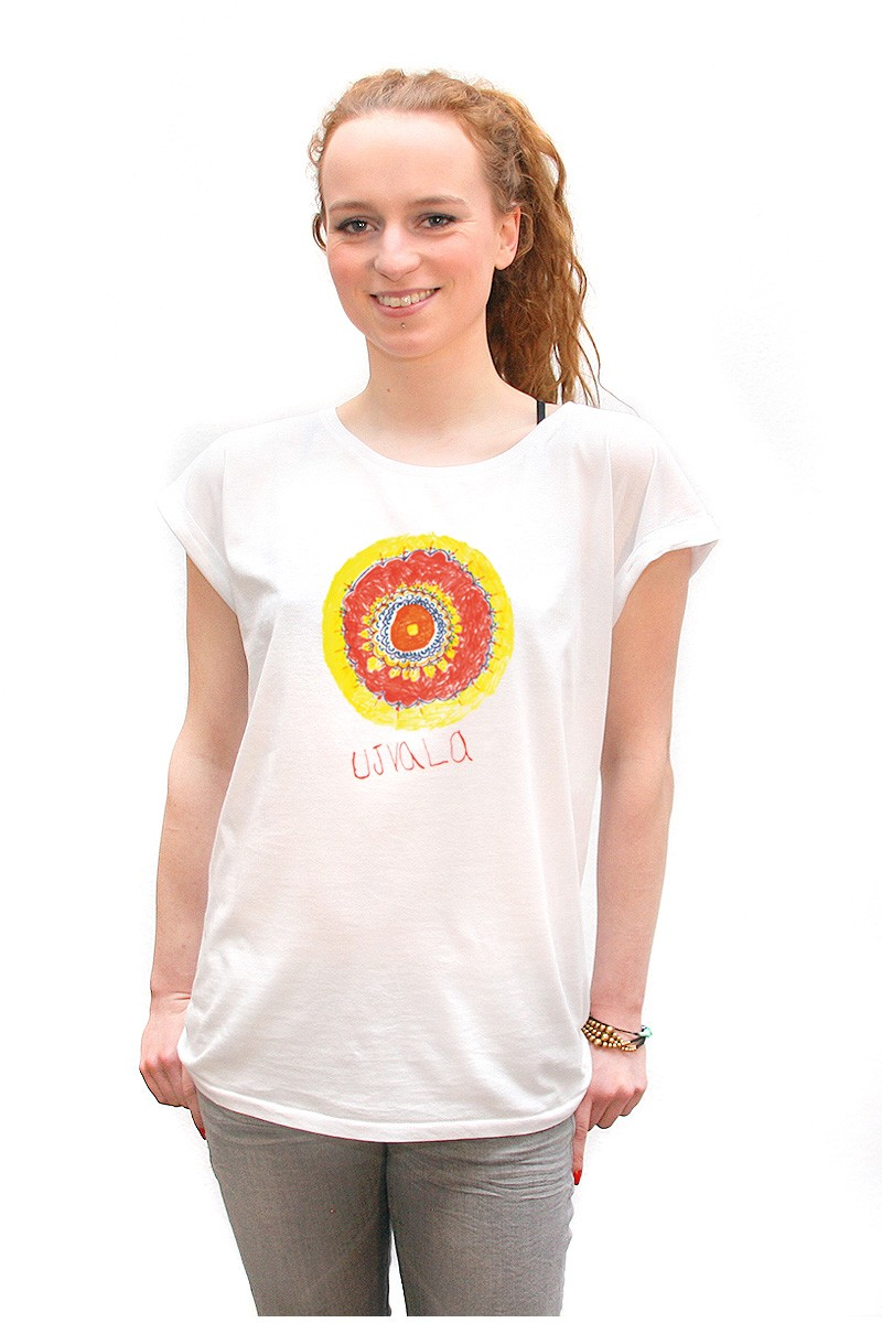 Indian Sun: Girl Shirt // Fashion