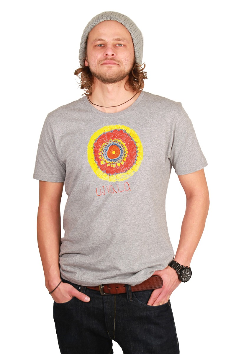 Indian Sun: Men Shirt // Organic
