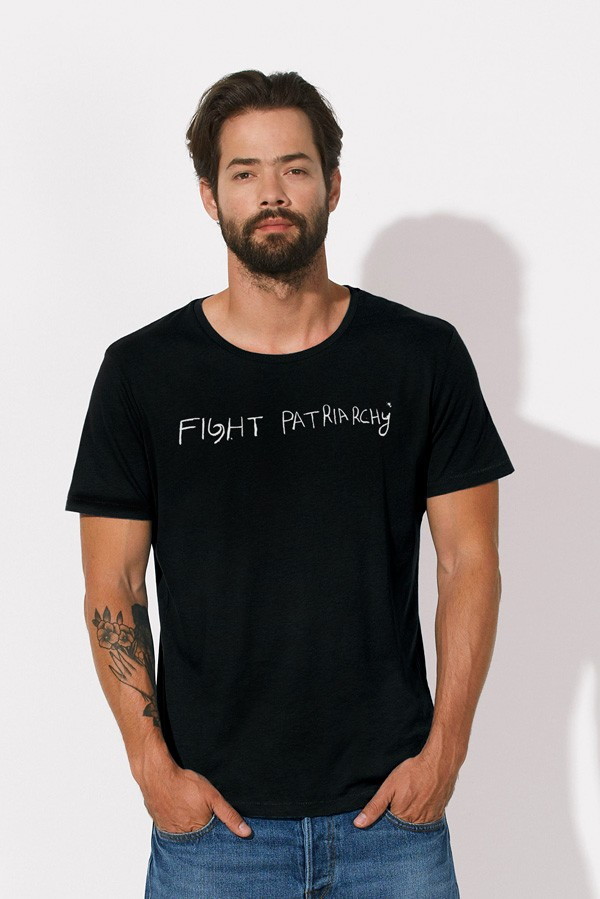 FIGHT PATRIARCHY: Men Shirt // Organic