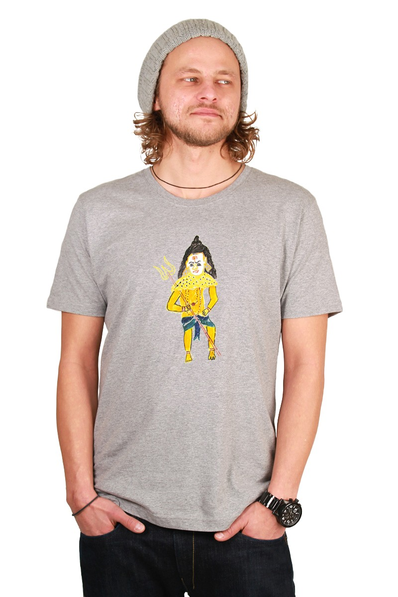 Shiva: Men Shirt // Organic