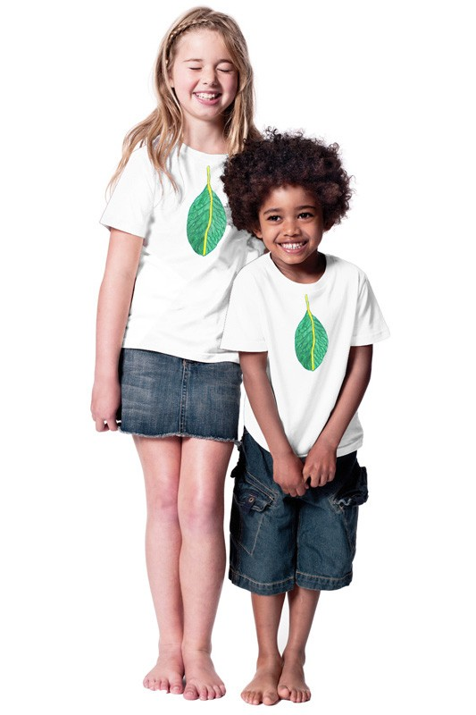 Eco-Business: Kids Shirt // Organic