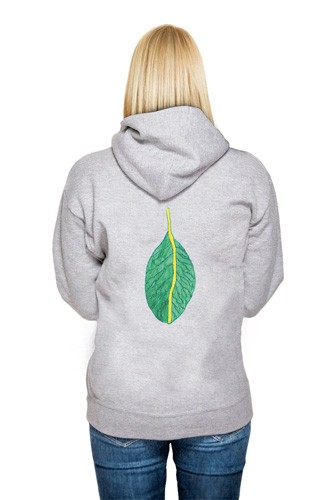 Eco-Business: Girl Hoodie