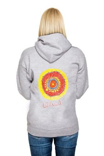 Indian Sun: Girl Hoodie