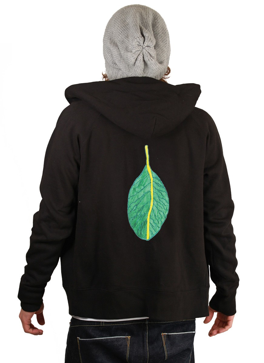 Eco-Business: Men Hoodie