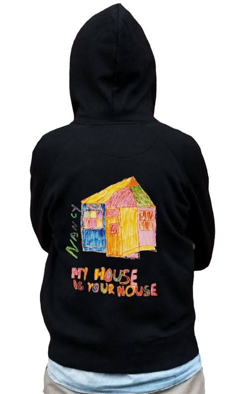 My House is your House: Men Hoodie
