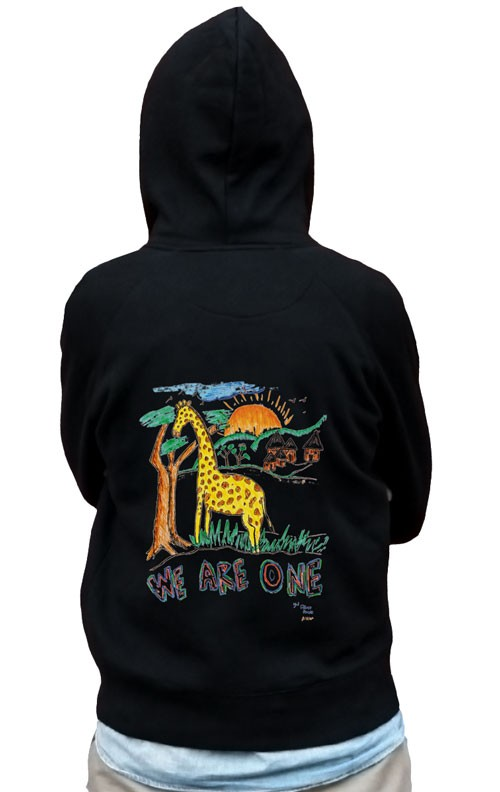 We are one: Men Hoodie